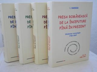 Aceasta este cartea ce nu trebuie să lipsească din bibliotecile celor pasionați de presa scrisă românească