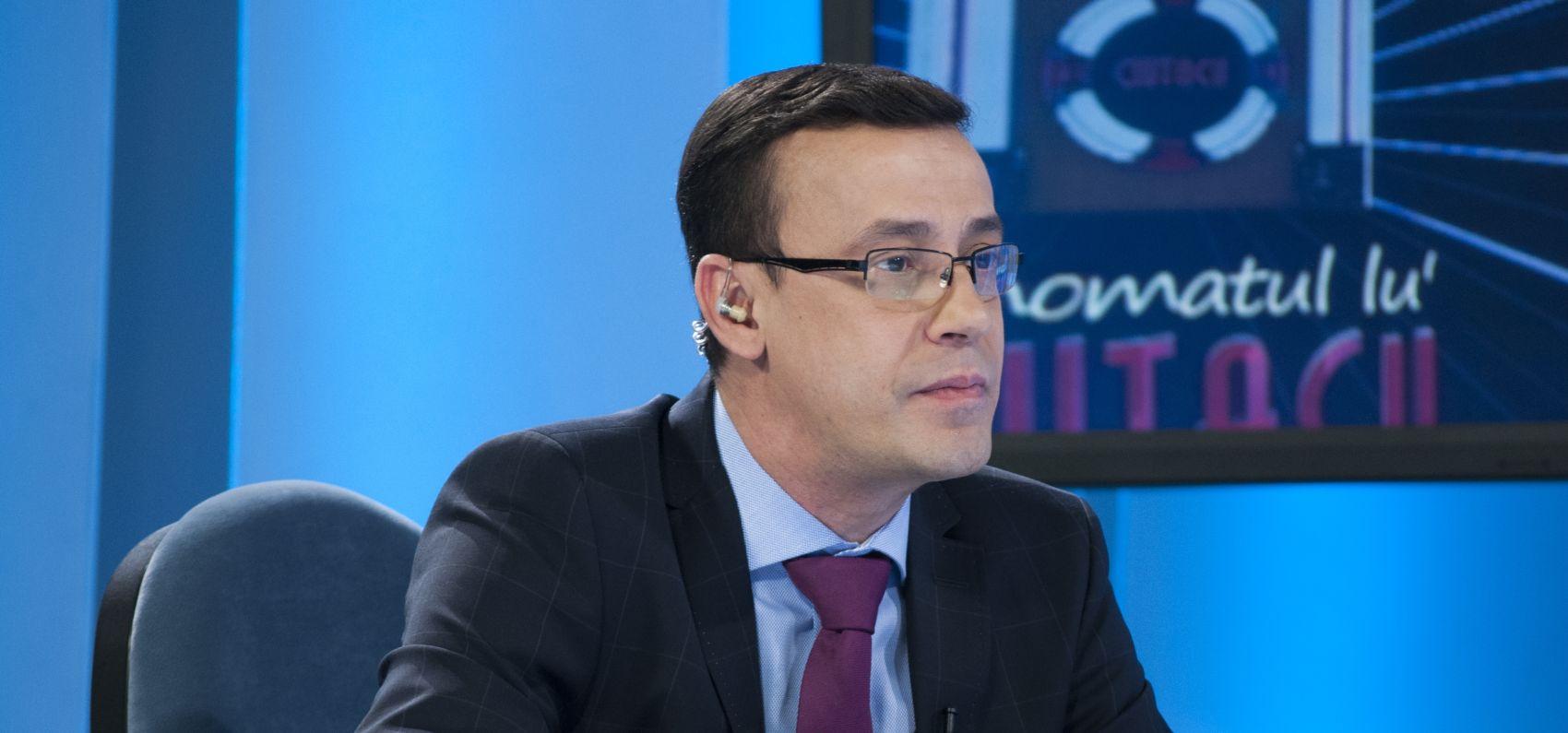Victor Ciutacu – Omul vorbelor grele