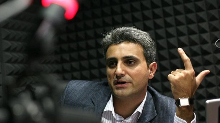 Robert Turcescu, co-inițiator al unui proiect care modifică Legea audiovizualului