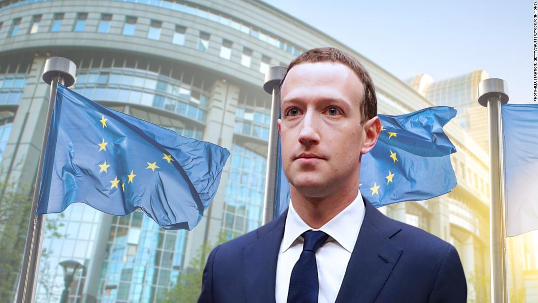 Mark Zuckerberg, simulacru de audiere în Parlamentul European pe marginea scandalului Cambridge Analytica