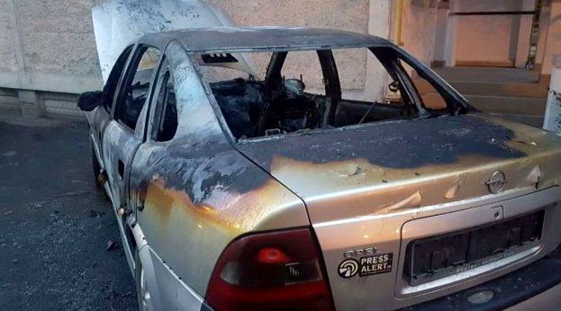 Dragoș Boța, jurnalistul a cărui mașină a fost incendiată la Timișoara, are o istorie a agresiunilor la adresa sa
