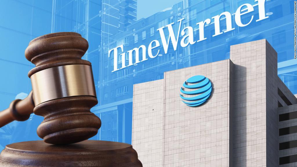 Fuziune-gigant pe piața de media americană: compania de telecomunicații AT&T a cumpărat grupul media Time Warner