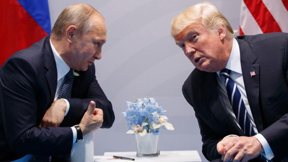 Întâlnirea dintre Trump și Putin, motiv de glumă pe internet
