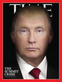 Revista Time: Trump și Putin – același personaj