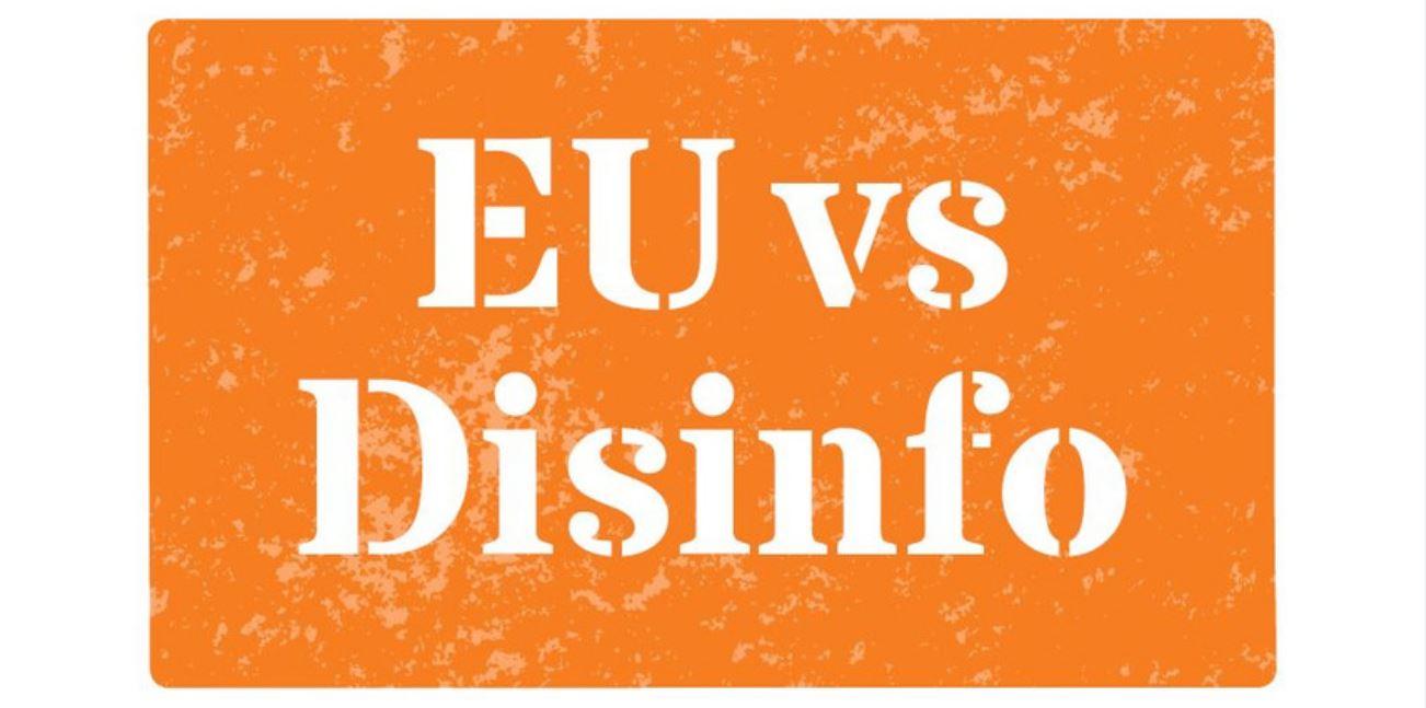 EU vs Disinfo: campanie de combatere a știrilor false