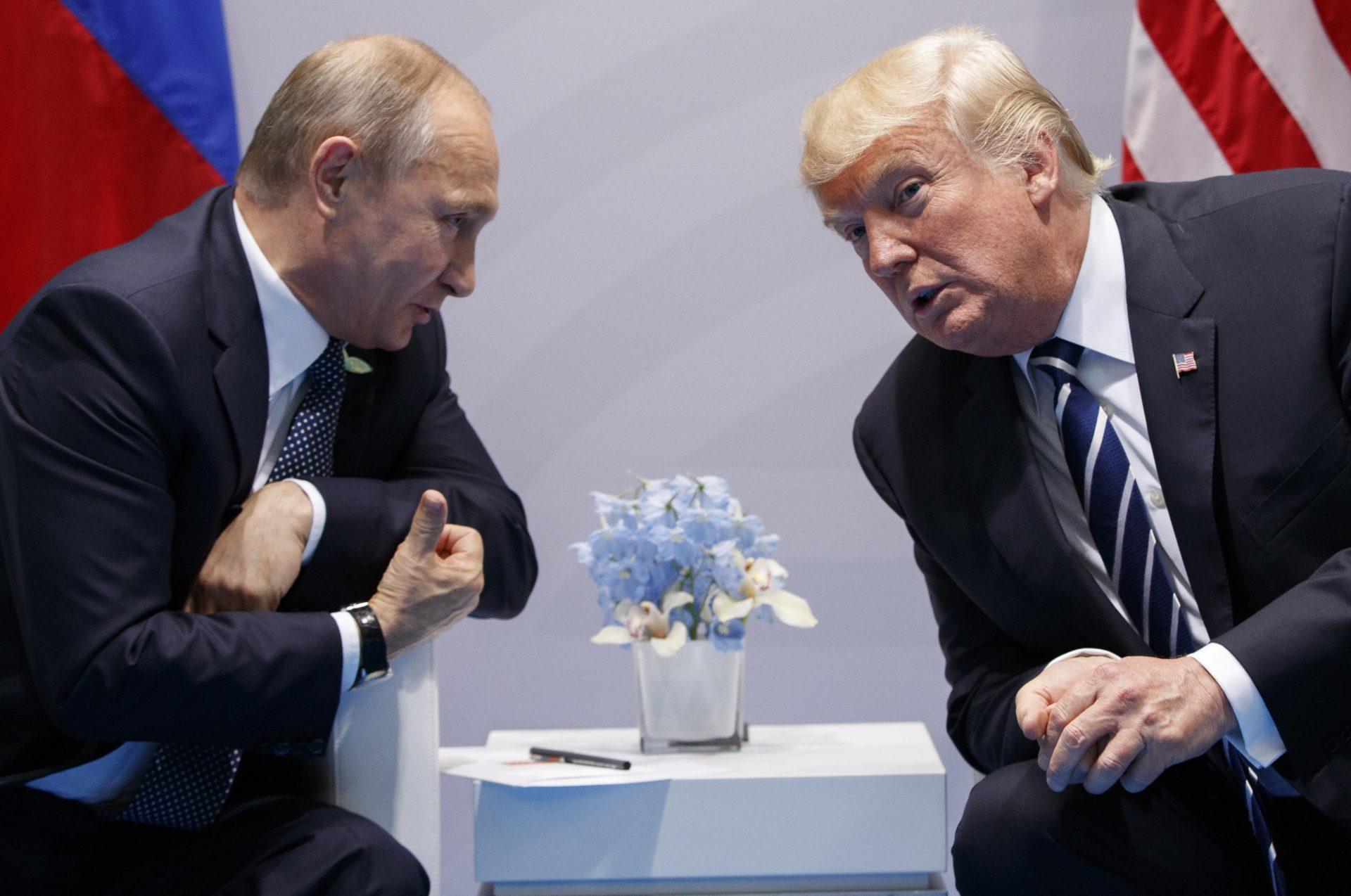 Trump nemulțumit de știrile care au apărut în urma întâlnirii cu Putin