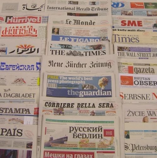 O impresie, la un click distanță: cum poate presa să dicteze imaginea unei țări