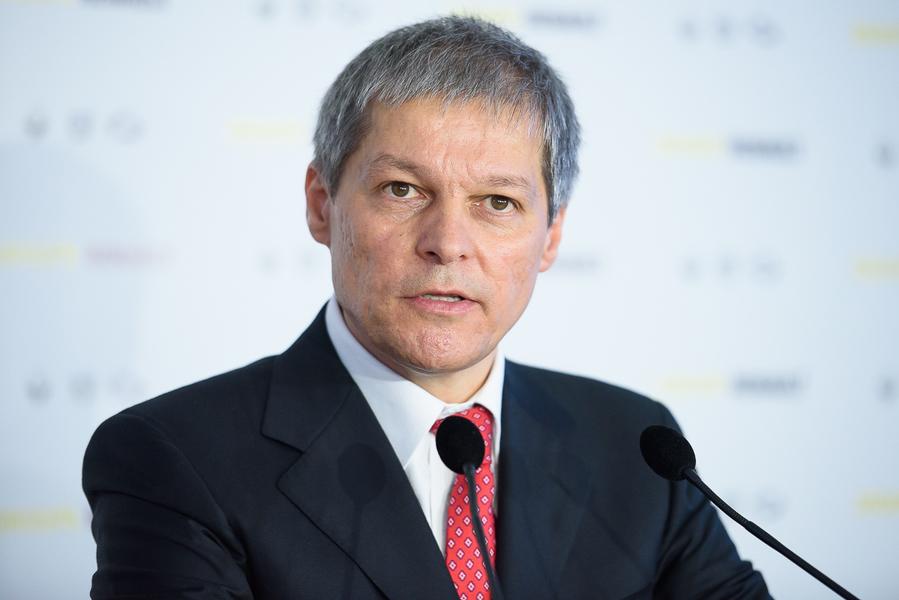 Cioloș și-a făcut pagină de știri nesecurizată