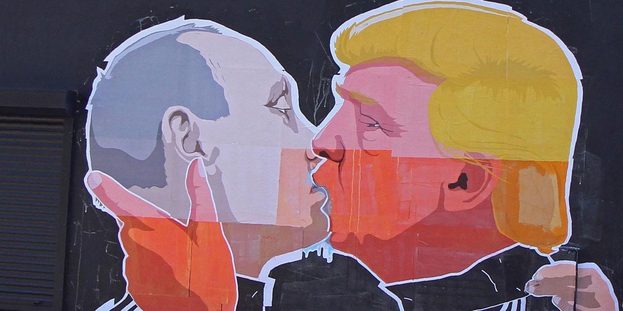 Viralul zilei: fâstâceală la întâlnirea Trump – Putin. Liderul SUA i-a făcut cu ochiul omologului său