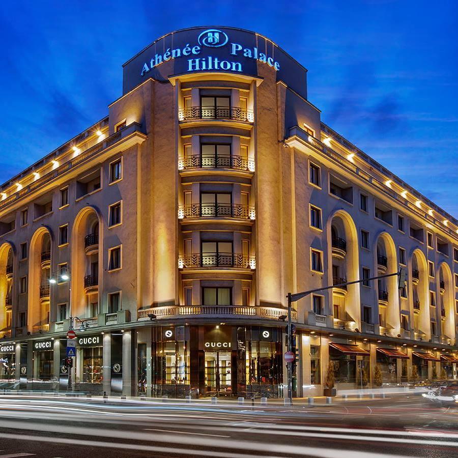 Reacții pe pagina de Facebook a hotelului Athenee Palace Hilton după declarațiile lui Dragnea