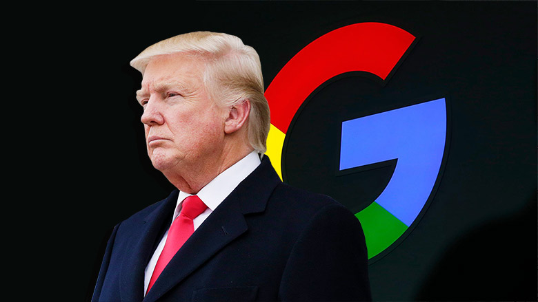 Donald Trump, atac direct la adresa Google. Afirmații grave