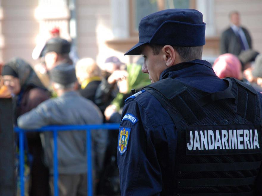 Mesajele Jandarmeriei înaintea mitingului din Piața Victoriei: Nu ne jucăm și vom lua măsuri!