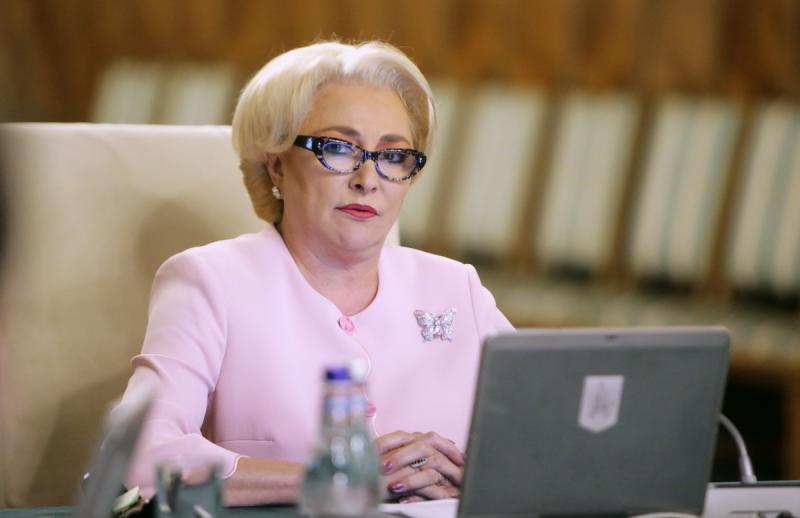Dăncilă, scrisoare către liderii Comisiei Europene: Au fost încercări de înlăturare pe cale violentă a unui guvern legitim