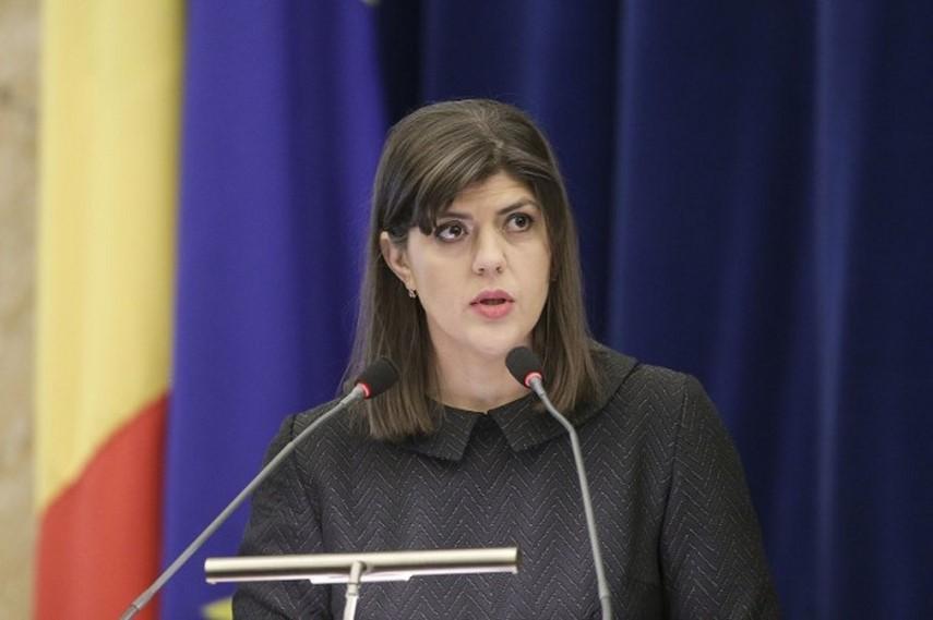 Ce mai scrie presa internațională despre Laura Codruța Kovesi