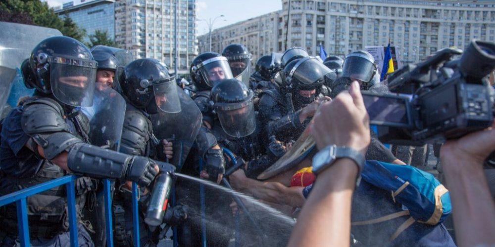 Federaţiile Internaţională și Europeană ale Jurnaliştilor sesizează Consiliul Europei după agresiunile împotriva ziariștilor