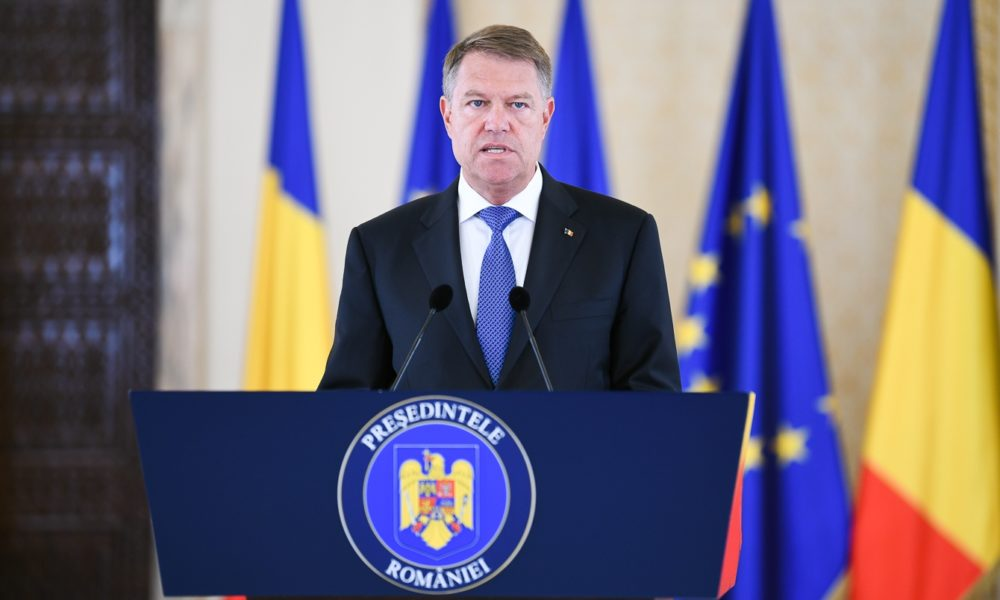Die Welt: Președintele Klaus Iohannis este ținta unei noi campanii de defăimare