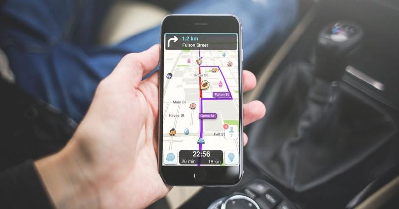 """Mesajul """"M**e PSD"""" a apărut pe aplicația Waze"""