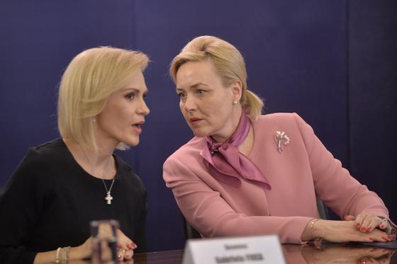 Cum a relatat presa din România scandalul Firea – Carmen Dan EXCLUSIV