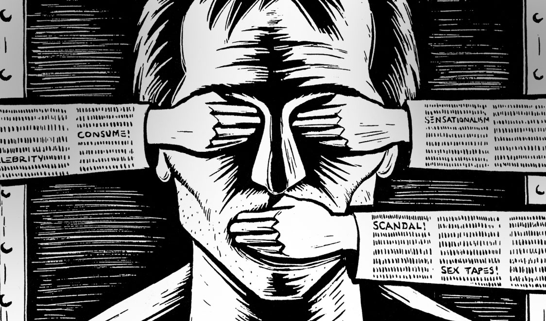 Regimurile iliberale și decăderea presei libere în lume