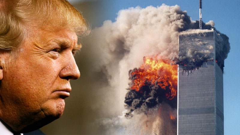 Donald Trump desconsideră tragedia 9/11. Cum a reacționat The Independent
