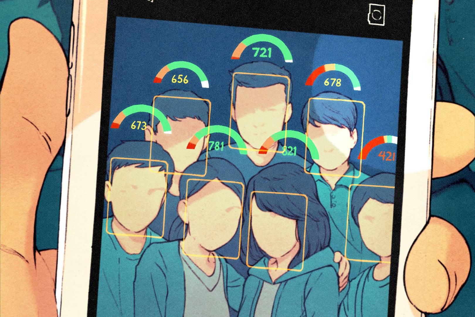 """Literatura distopică devine realitate în China: cetățenii vor fi supravegheați și vor primi """"credit social"""""""