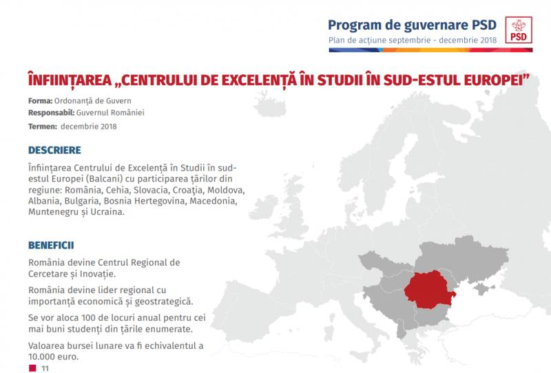 PSD lovește din nou. Vezi ce greșeală s-a strecurat în planul de acțiune septembrie-decembrie 2018 cu proiecte legislative