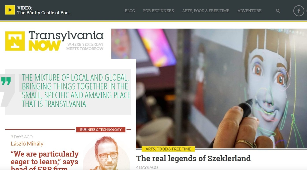 UDMR a lansat un site despre Transilvania: Împărțirea teritoriului Ungariei, o experiență cutremurătoare