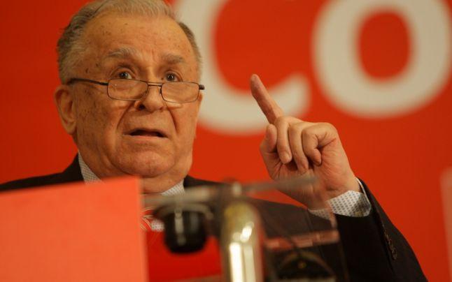 Fake news-ul cu Ion Iliescu: cine ar putea demonta mai bine PSD-ul decât creatorul acestuia? EXCLUSIV