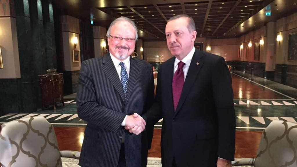 Scenariul morții lui Jamal Khashoggi va fi prezentat de Erdogan