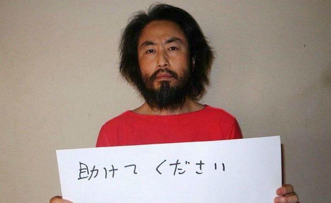 Jurnalist japonez, eliberat după 3 ani de captivitate