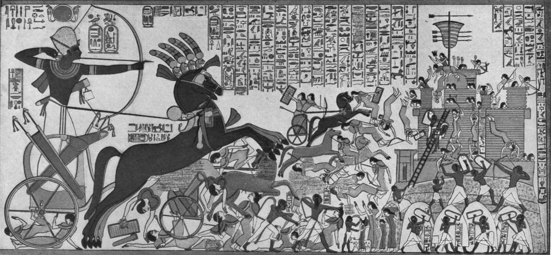 Și anticii aveau fake news-urile lor: bătălia pe care Ramses al II-lea nu a câștigat-o niciodată