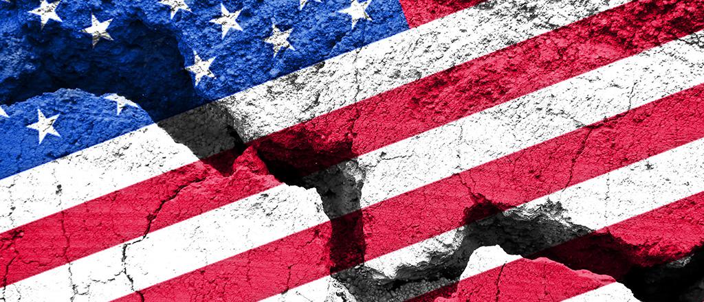 Violența, o grijă a americanilor: 80% cred că lipsa simțului civic va duce la mai multă ură