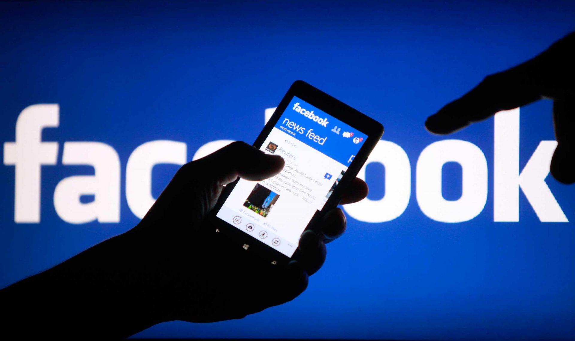 Facebook, dată în judecată de o firmă media rusă