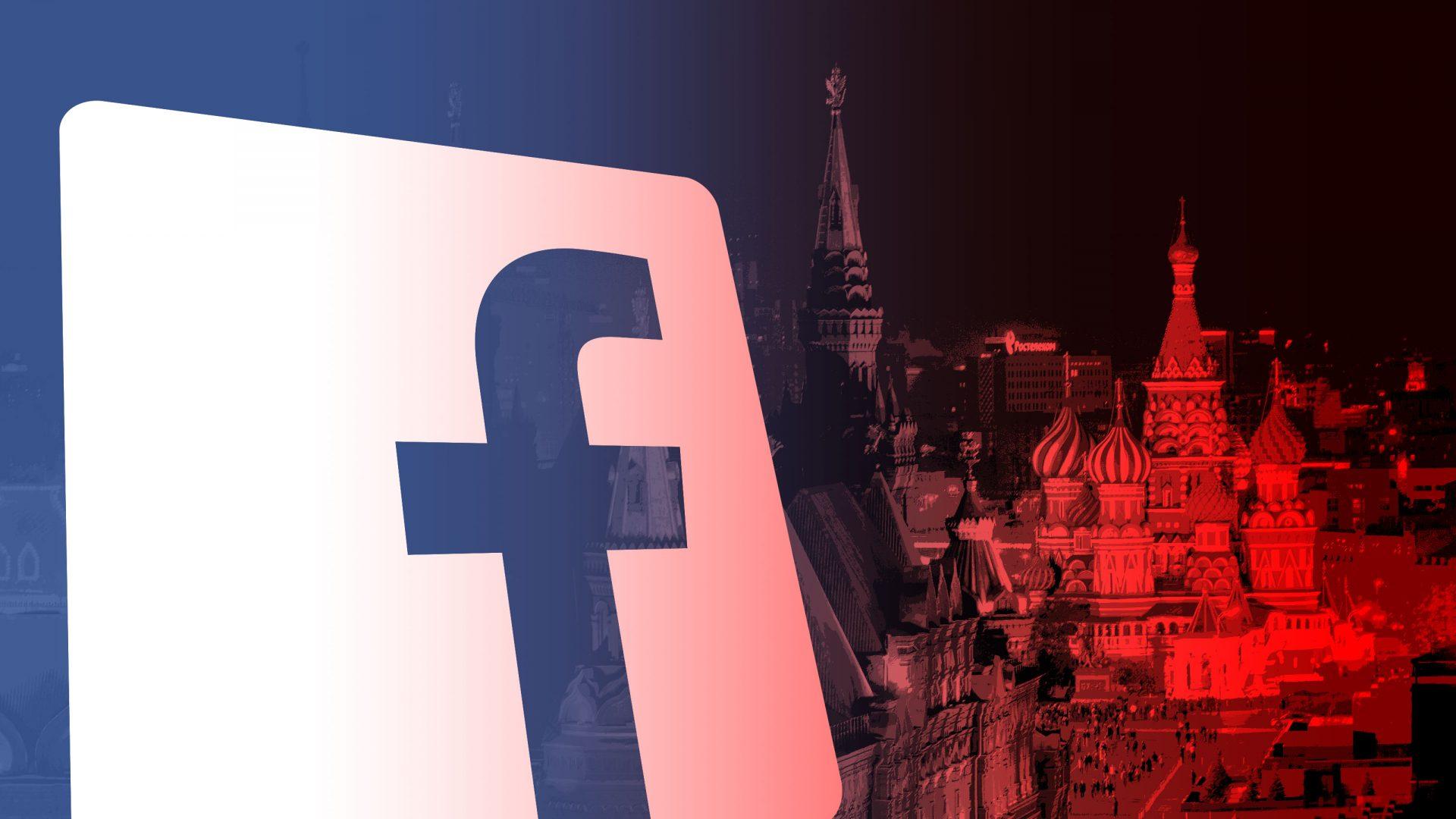 Facebook declară război propagandiștilor de la Russia Today
