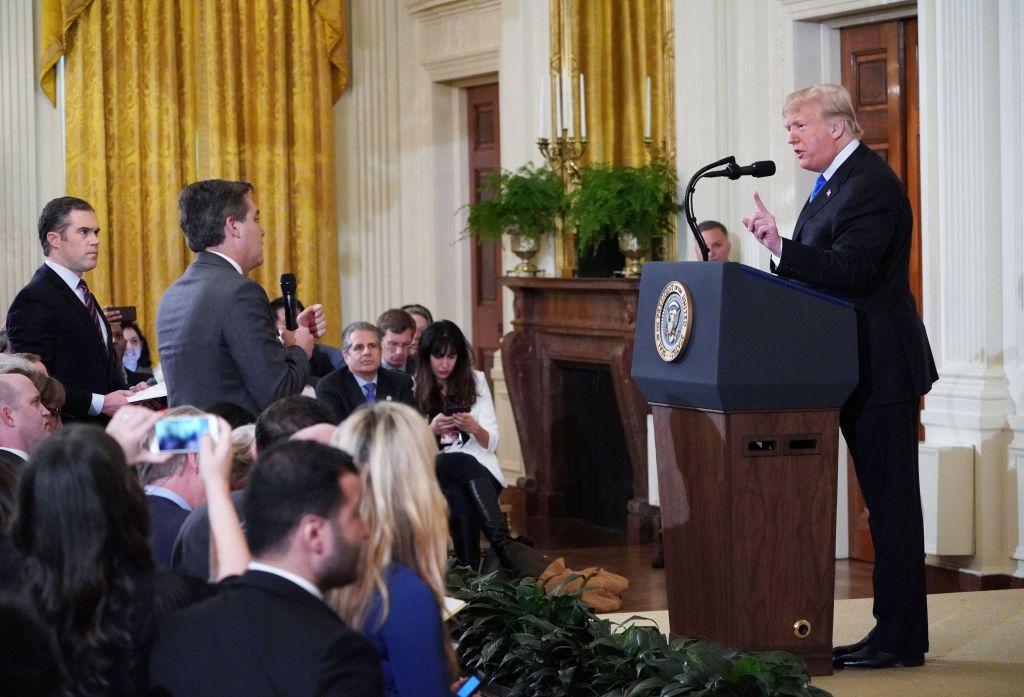 Donald Trump, atac fără precedent la adresa presei