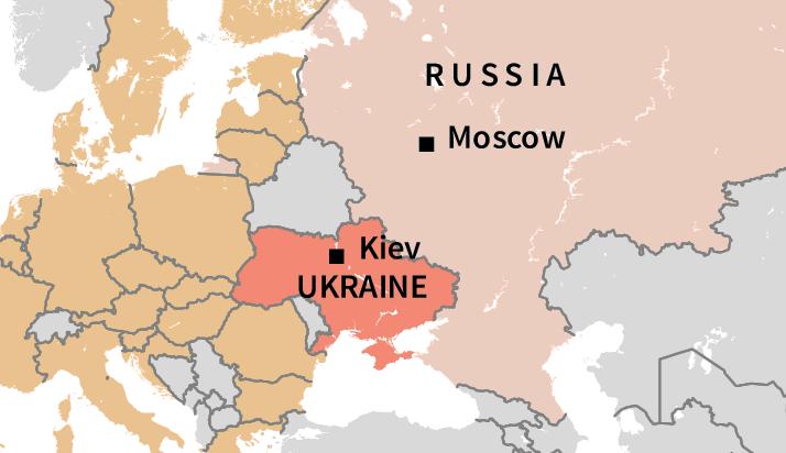 Tensiunile dintre Ucraina și Rusia, reaprinse. Scenariul unui conflict