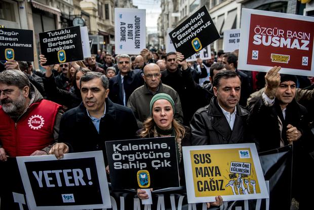 Cazul jurnalistului turc ridicat de autoritățile române a început cu o lovitură de stat eșuată