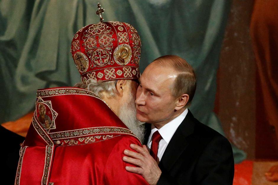 Patriarhul Rusiei crede că în fruntea internetului va fi Antichristul