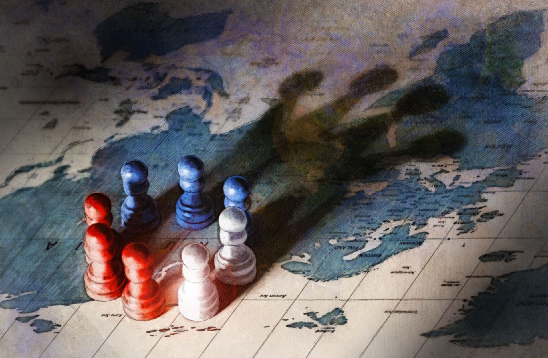 Războiul hibrid al Rusiei și criza de identitate a Occidentului
