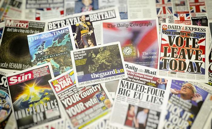 Raport britanic: Câteva măsuri pe care Guvernul ar putea să le ia pentru stoparea declinului jurnalismului