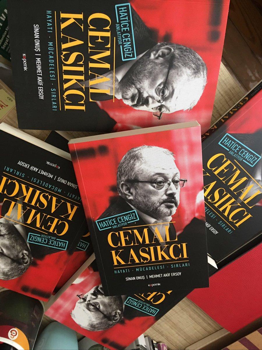 Omagiu adus lui Jamal Khashoggi: logodnica acestuia a publicat prima carte despre jurnalist