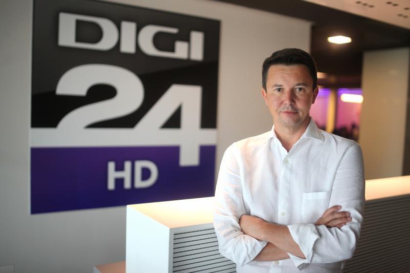 Site-ul Digi24 rămâne fără conducere editorială: Dan Turturică, adjunctul său și alți doi jurnaliști, concediați