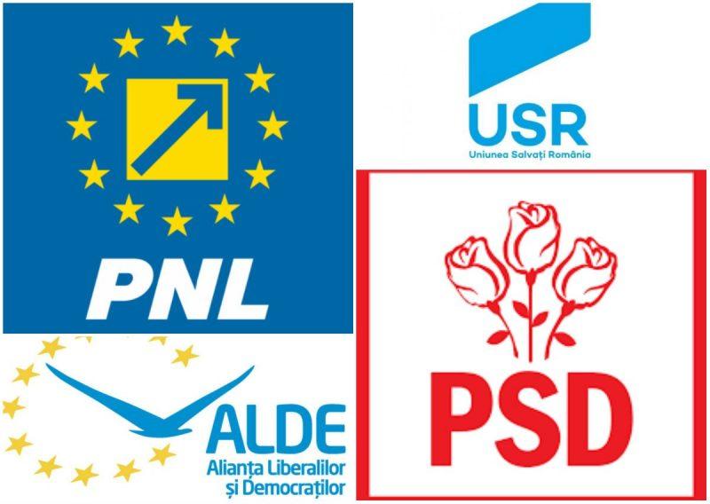 Cum se întrec partidele din România în mesaje populiste și naționaliste în cursa pentru europarlamentare