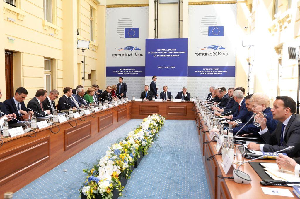 Cum s-a văzut summit-ul informal de la Sibiu în presa internațională