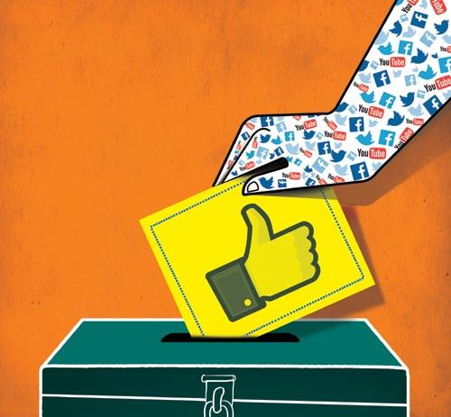 Dacă ai acces la internet, e mai probabil să votezi. Modurile în care social media ne influențează convingerile