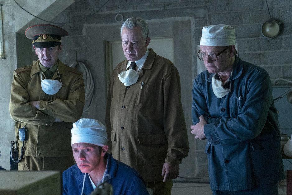Reacția presei ruse la serialul Cernobîl era de așteptat – o spune chiar unul dintre personaje