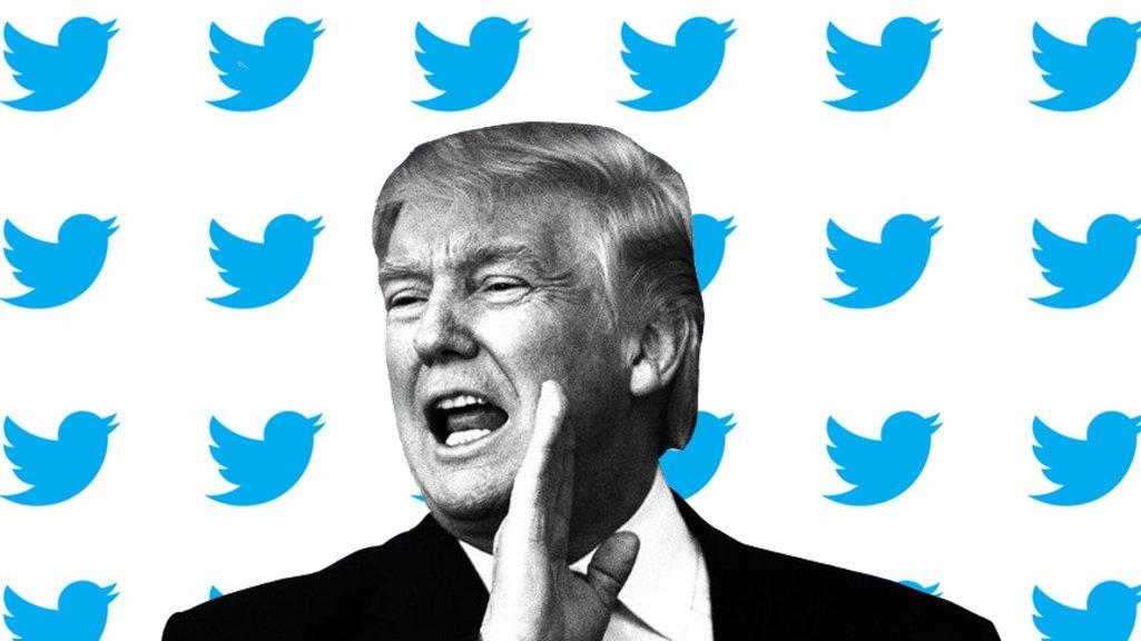 Trump, gafă voită pe Twitter. Președintele american a postat o poză falsă, în care premiază un câine militar