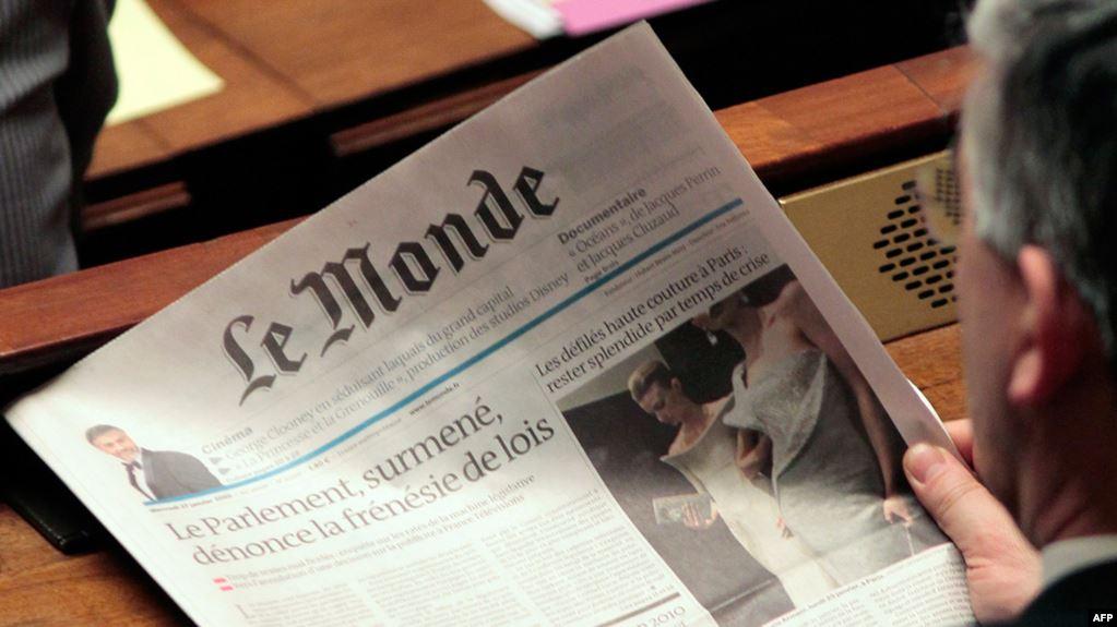 Protest în presa franceză. Peste 400 de jurnaliști de la Le Monde cer acționarilor independența editorială