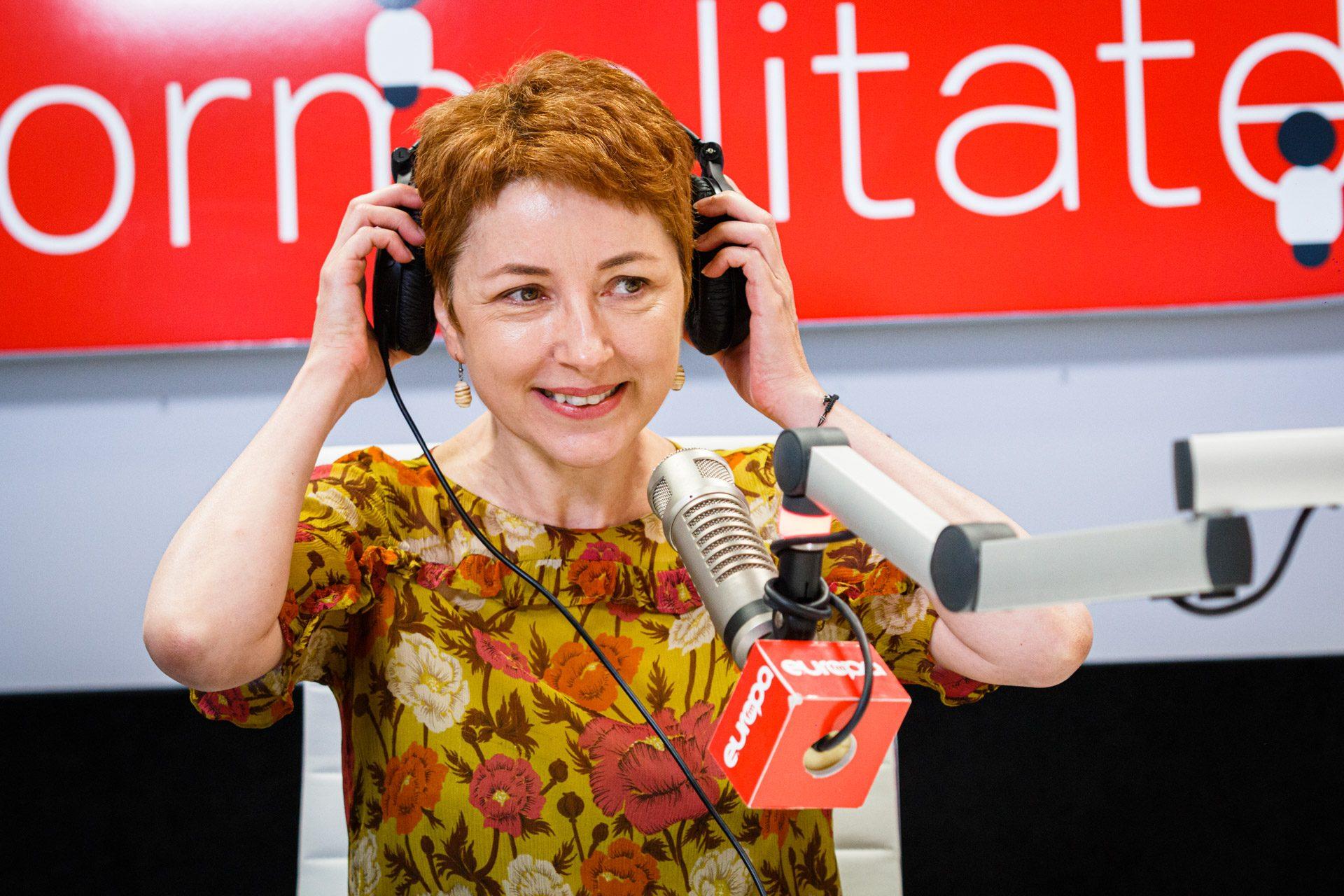 Europa FM și-a anunțat noul director de știri. Alice Iacobescu îl va înlocui pe Teodor Tiță, acum în echipa de campanie a USR