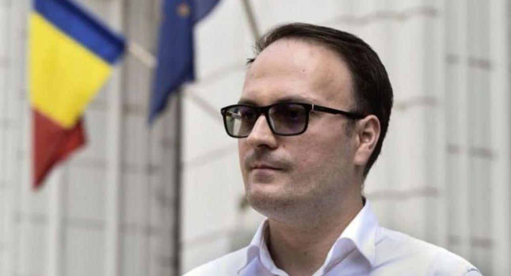 Scandal între Alexandru Cumpănașu și un jurnalist, din cauza unui editorial